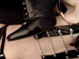 """Vorschaubild vom Privatporno mit dem Titel """"Geil in High Heels"""""""