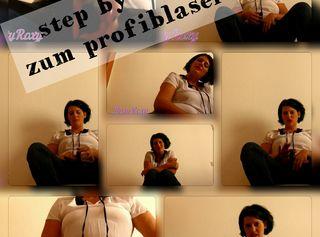 """Vorschaubild vom Privatporno mit dem Titel """"Schritt für Schritt zum Profibläser"""""""