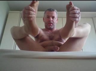 """Vorschaubild vom Privatporno mit dem Titel """"Bettrand: Geil in Feinstrumpfhose **FSH Fun**"""""""
