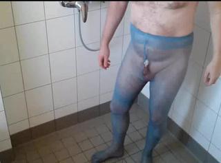 """Vorschaubild vom Privatporno mit dem Titel """"Duschen in Geiler FSH"""""""