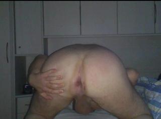 """Vorschaubild vom Privatporno mit dem Titel """"MEGAGEIL im Bett"""""""