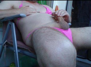 """Vorschaubild vom Privatporno mit dem Titel """"Der PINKE Bikini"""""""