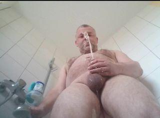 """Vorschaubild vom Privatporno mit dem Titel """"Dick in der Dusche ** PISS CUM **"""""""