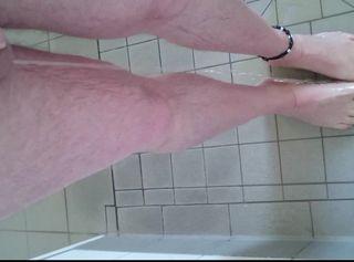 """Vorschaubild vom Privatporno mit dem Titel """"Füße anpissen ** Natursekt Fun **"""""""