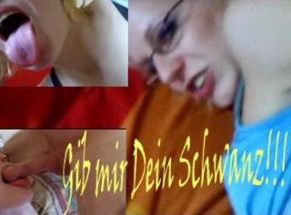 """Vorschaubild vom Privatporno mit dem Titel """"Gib mir dein schwanz"""""""