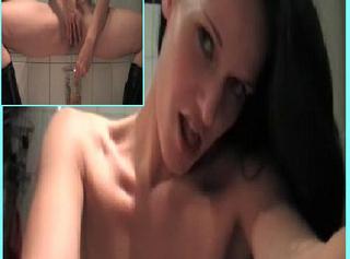 """Vorschaubild vom Privatporno mit dem Titel """"~ Messbecher - Piss ~"""""""