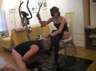 """Vorschaubild vom Privatporno mit dem Titel """"Bestrafung meines Geld-Sklaven Part 1"""""""