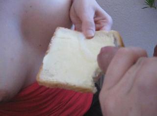 """Vorschaubild vom Privatporno mit dem Titel """"Spermafrühstück"""""""
