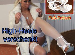"""Vorschaubild vom Privatporno mit dem Titel """"High-Heels verschenkt"""""""