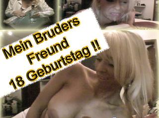 """Vorschaubild vom Privatporno mit dem Titel """"Mein Bruders Freund – 18. Geburtstag"""""""