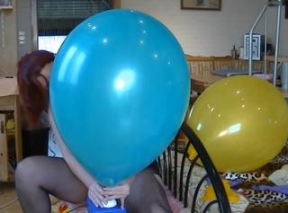 """Vorschaubild vom Privatporno mit dem Titel """"Ballony Girl is Back 4"""""""