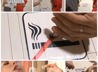 """Vorschaubild vom Privatporno mit dem Titel """"Rauchen verboten"""""""