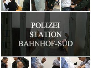 """Vorschaubild vom Privatporno mit dem Titel """"Polizei-Station Bahnhof Süd"""""""