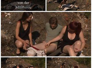 """Vorschaubild vom Privatporno mit dem Titel """"der Penner von der Müllhalde"""""""
