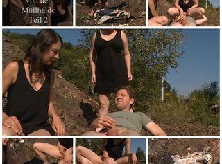 """Vorschaubild vom Privatporno mit dem Titel """"der Penner von der Müllhalde 2"""""""