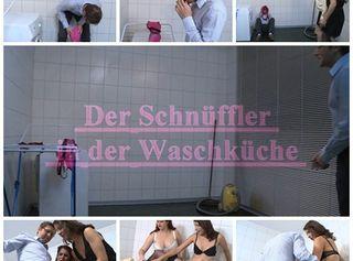 """Vorschaubild vom Privatporno mit dem Titel """"der Schnüffler aus der Waschküche"""""""