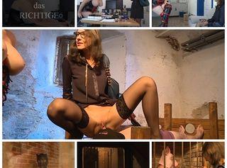 """Vorschaubild vom Privatporno mit dem Titel """"Sklaven -Agentur , für jede Kundin das richtige"""""""