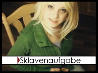 """Vorschaubild vom Privatporno mit dem Titel """"Deine Aufgabe, Sklave!"""""""