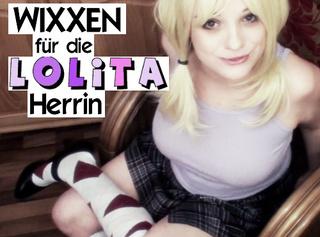 """Vorschaubild vom Privatporno mit dem Titel """"WIXXEN für die LOLITA-Herrin"""""""