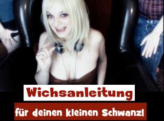 """Vorschaubild vom Privatporno mit dem Titel """"Wichsanleitung für deinen kleinen Schwanz"""""""
