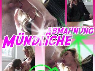 """Vorschaubild vom Privatporno mit dem Titel """"Mündliche Abmahnung"""""""