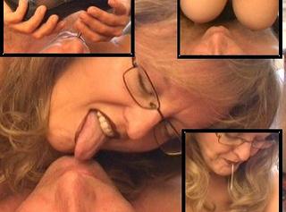 """Vorschaubild vom Privatporno mit dem Titel """"Tittenklatsche - diabolische Lust"""""""