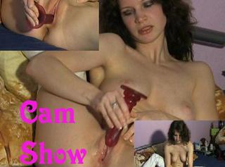 """Vorschaubild vom Privatporno mit dem Titel """"Cam Show"""""""