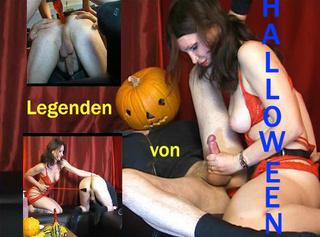 """Vorschaubild vom Privatporno mit dem Titel """"Die Legende von Halloween"""""""