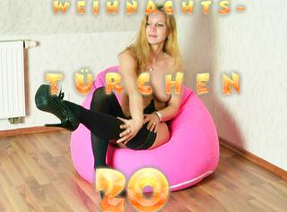 """Vorschaubild vom Privatporno mit dem Titel """"Türchen 20 ~ Nylons"""""""