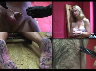 """Vorschaubild vom Privatporno mit dem Titel """"Die Pimmel-Tortur"""""""