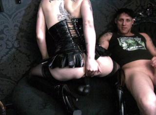 """Vorschaubild vom Privatporno mit dem Titel """"Big Dick Riding"""""""