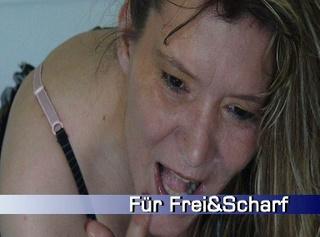 """Vorschaubild vom Privatporno mit dem Titel """"Camshow für Frei&scharf"""""""