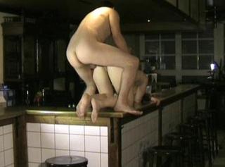 """Vorschaubild vom Privatporno mit dem Titel """"Mann in der Kneipe gefickt"""""""