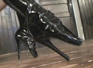 """Vorschaubild vom Privatporno mit dem Titel """"BALLET BOOTS"""""""
