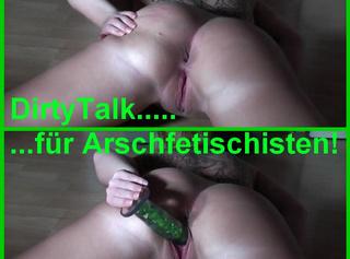 """Vorschaubild vom Privatporno mit dem Titel """"Dirty Talk für Arschfetischisten!!!"""""""