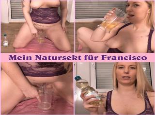 """Vorschaubild vom Privatporno mit dem Titel """"Mein Natursekt für Francisco"""""""