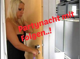 """Vorschaubild vom Privatporno mit dem Titel """"Partynacht mit Folgen..!"""""""