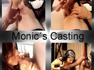 """Vorschaubild vom Privatporno mit dem Titel """"Monic´s Casting"""""""
