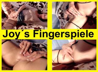 """Vorschaubild vom Privatporno mit dem Titel """"Joy´s Fingerspiele"""""""