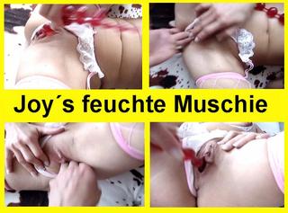 """Vorschaubild vom Privatporno mit dem Titel """"Joy´s feuchte Muschie"""""""