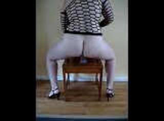 """Vorschaubild vom Privatporno mit dem Titel """"Dildofick auf dem Stuhl"""""""
