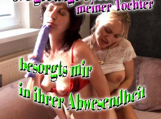 """Vorschaubild vom Privatporno mit dem Titel """"Jungfotzige Freundin meiner Tochter besorgts mir in ihrer Abwesendheit!"""""""