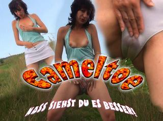 """Vorschaubild vom Privatporno mit dem Titel """"Cameltoe, Nass siehst du es besser!"""""""