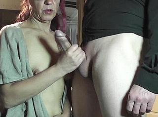 """Vorschaubild vom Privatporno mit dem Titel """"Lady Rittmeister in Action (1)"""""""