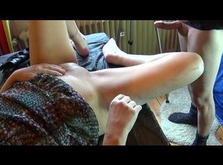 """Vorschaubild vom Privatporno mit dem Titel """"Orgasmuspussy gefickt"""""""