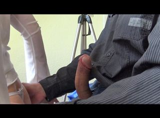 """Vorschaubild vom Privatporno mit dem Titel """"Sein steinharter Jeansschwanz"""""""