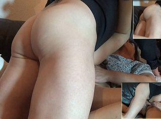 """Vorschaubild vom Privatporno mit dem Titel """"Knackarsch bringt mich zum Orgasmus"""""""
