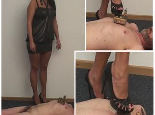 """Vorschaubild vom Privatporno mit dem Titel """"Trampling und Crushing"""""""
