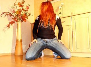 """Vorschaubild vom Privatporno mit dem Titel """"Vollgepisste Jeans!!"""""""
