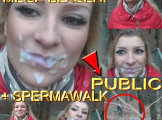 """Vorschaubild vom Privatporno mit dem Titel """"PUBLIC - MEGA BLASEN,CUM! + SPERMAWALK!!"""""""